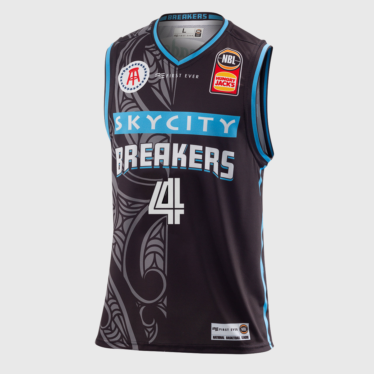 New Zealand Breakers 18/19 Authentic Jersey - Armani Moore