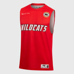 Perth Wildcats 18/19 Travel Muscle Tank