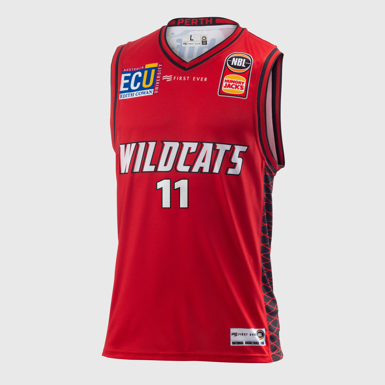 Perth Wildcats 18/19 Authentic Jersey - Bryce Cotton