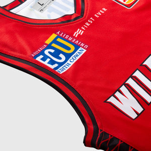 Perth Wildcats 18/19 Authentic Jersey - Nick Kay