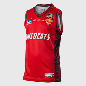 Perth Wildcats 18/19 Youth Authentic Jersey