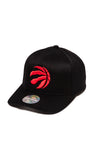 Toronto Raptors Team Colour Logo 110 Snapback Cap