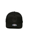 Toronto Raptors All Black 110 Snapback Cap