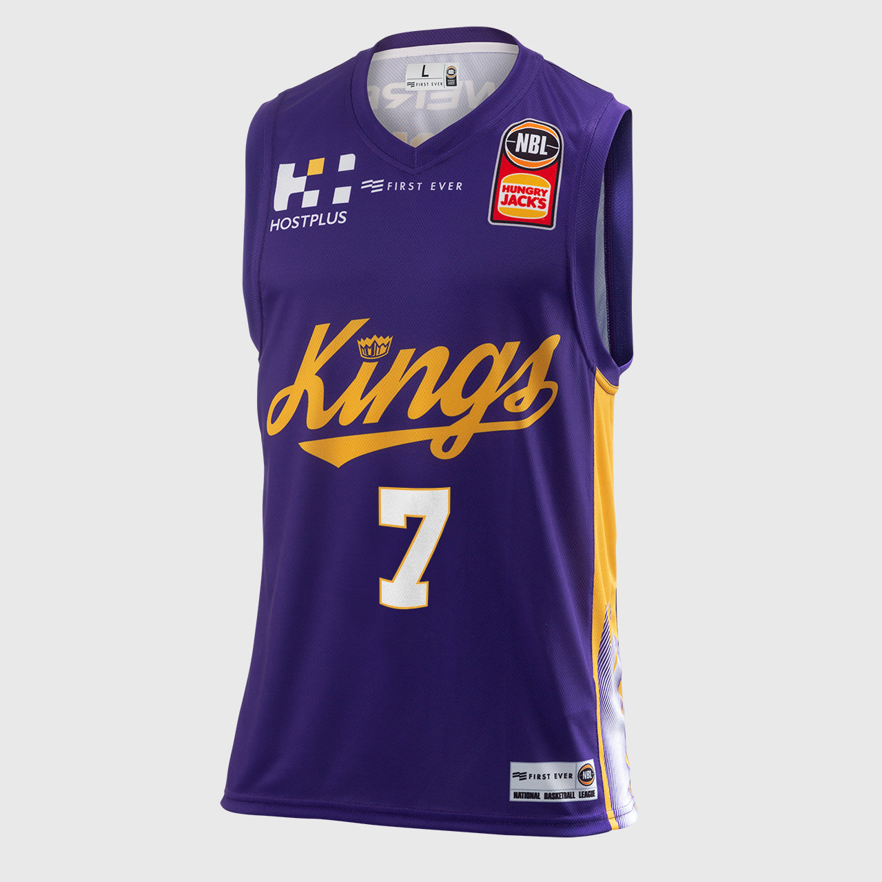 Sydney Kings 18/19 Authentic Jersey - Tom Wilson