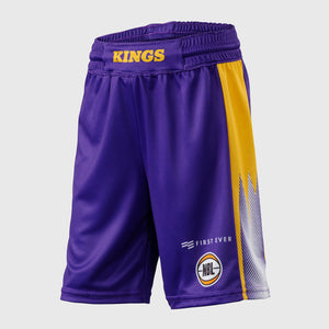 Sydney Kings 18/19 Youth Authentic Shorts