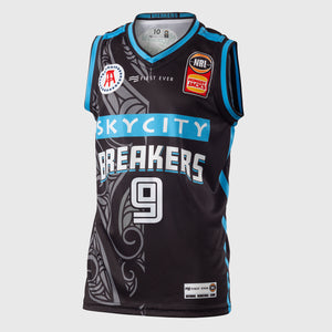 New Zealand Breakers 18/19 Youth Authentic Jersey - Corey Webster