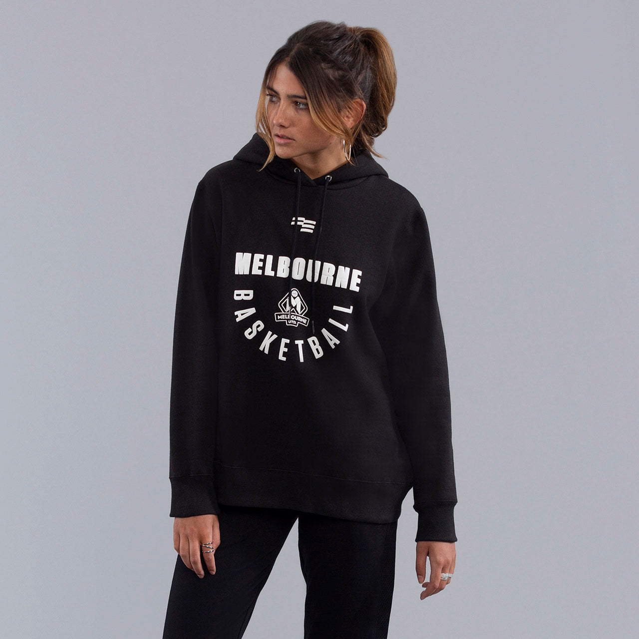 Melbourne United Womens Key Hoodie
