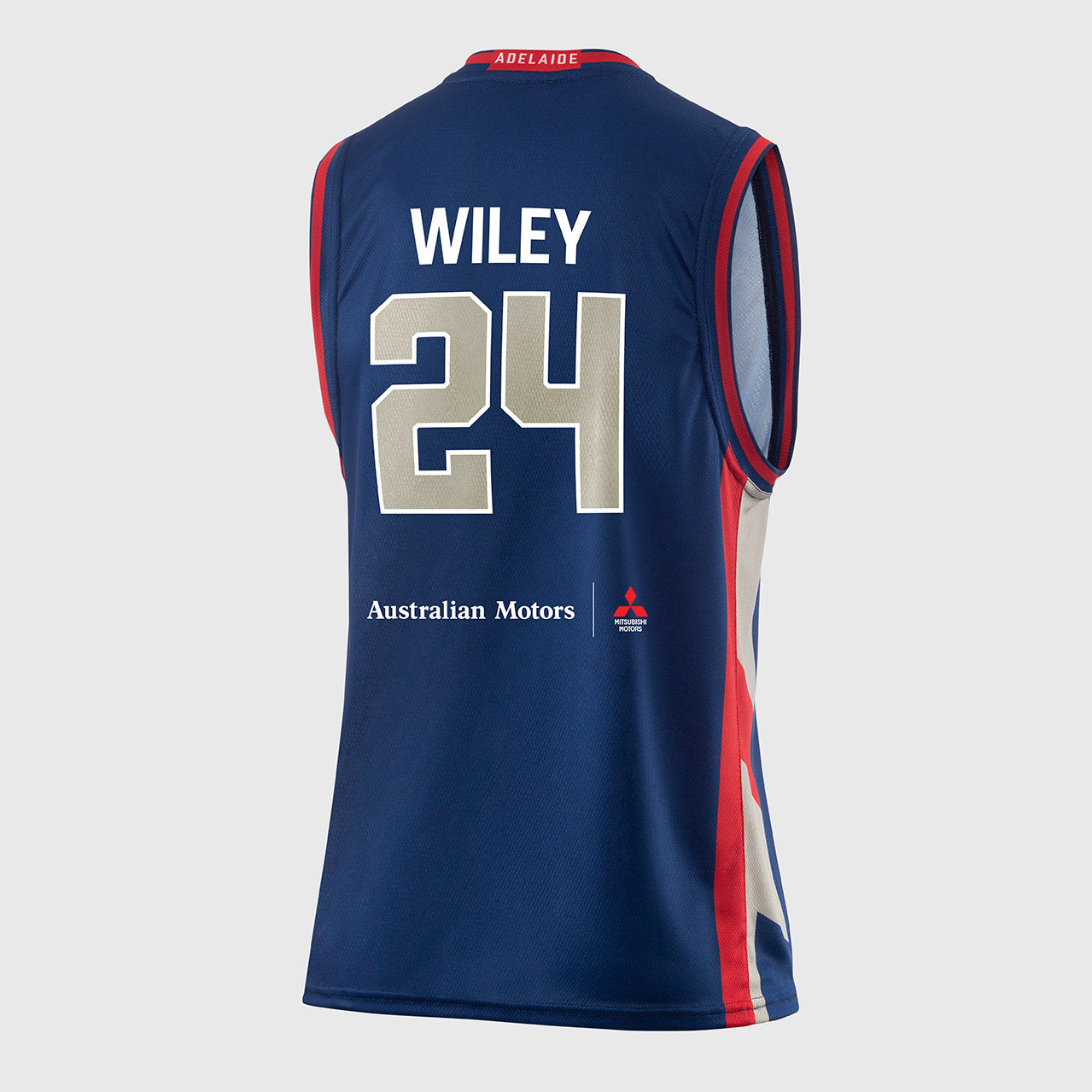 Adelaide 36ers 18/19 Authentic Jersey - Jacob Wiley