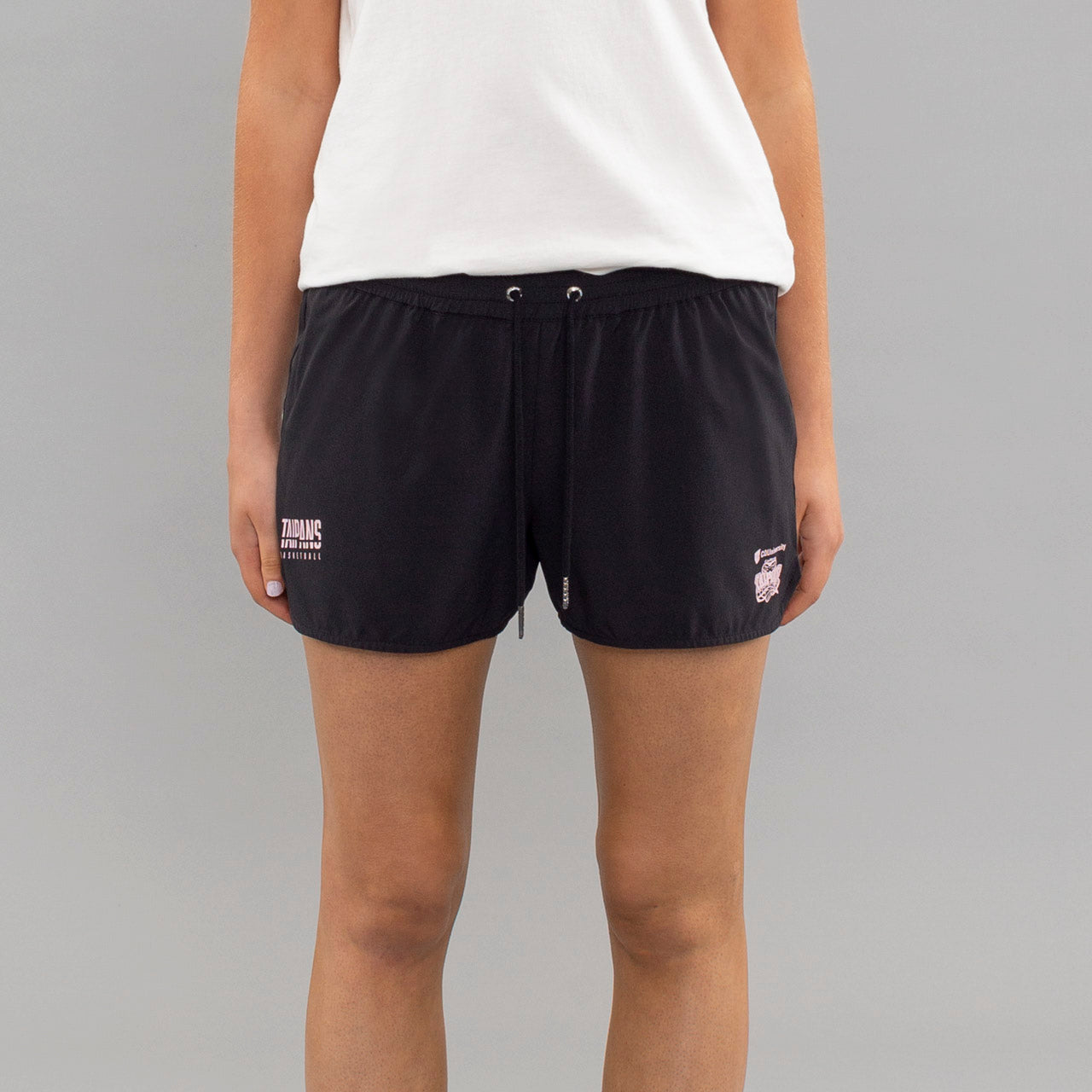 Cairns Taipans Womens Running Shorts