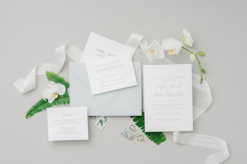 Invitation Wording and Etiquette