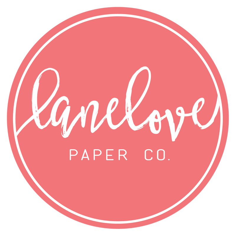 LaneLove Paper Co.