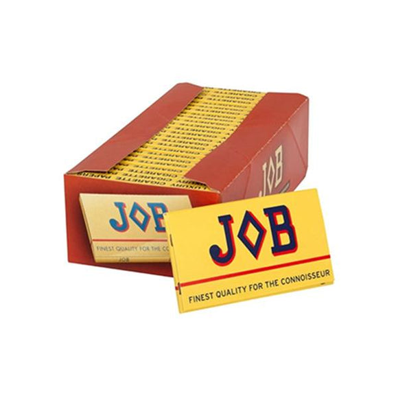 25 Job Luxury Double Rolling Papers - CBD VAPE 1