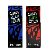 Cherry Cola by JuiceMan 0mg 100ml Shortfill (70VG/30PG) - CBD VAPE 1