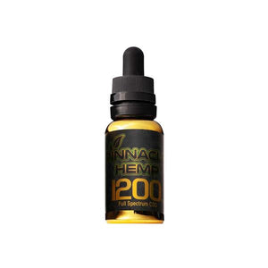 Pinnacle Hemp Full Spectrum Oil 1200mg CBD 30ml - CBD VAPE 1