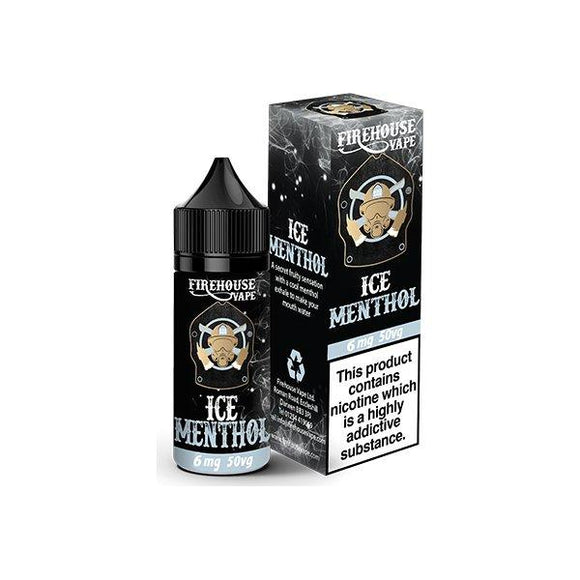 Firehouse Vape TPD 10ml 6mg (50VG/50VG) - CBD VAPE 1