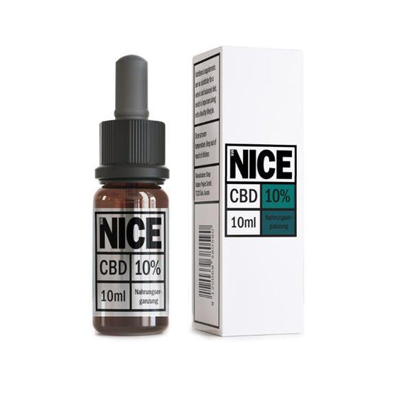 Mr Nice 10% 1000mg CBD Oil Drops 10ml