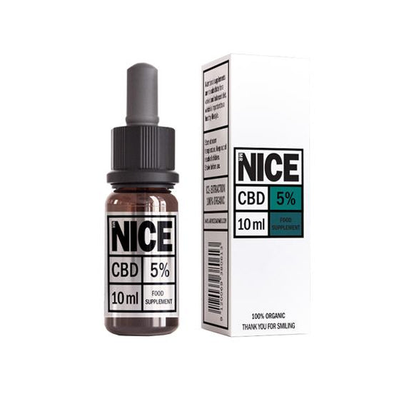 Mr Nice 5% 500mg CBD Oil Drops 10ml