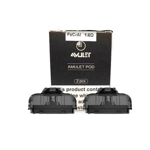 Uwell Amulet Replacement Pod Cartridges - CBD VAPE 1