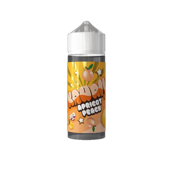 Kawaii 0mg 100ml Shortfill (70VG/30PG) - CBD VAPE 1