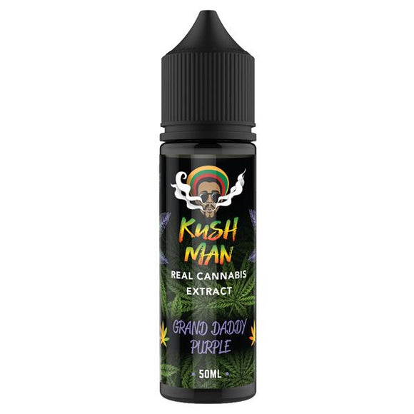 Terpenes Kushman 50ml Shortfill E-Liquid (50PG/50VG)