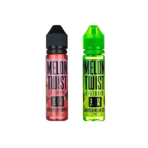 Melon Twist 0mg 50ml Shortfill (70VG/30PG) - CBD VAPE 1