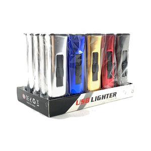 25 x USB Lighter Display Pack - CBD VAPE 1
