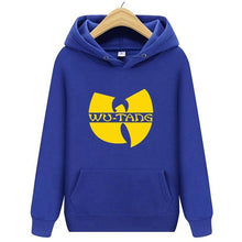 Load image into Gallery viewer, Wu Tang Clan Men's Sweatshirts Music RZA GZA ODB Method Man Raekwon Rap Hip Hop Sexy Wu-Tang Spring Hooded WUTANG Women Hoodies