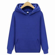Load image into Gallery viewer, 2020 New Men Brand Hooded Hoodies Streetwear Hip Hop Mens Hoodies And Sweatshirts Solid Red Black Gray Pink Green White purple