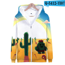 Load image into Gallery viewer, 2 To 13 Years Shooting Game 3d Print Clothing Children Kids Boys Girls Hoodies Sweatshirt Outerwear Child Hoodie Sweatshirts