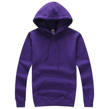 Load image into Gallery viewer, New Brand Sweatshirt Men's Casual Hoodies Men Fashion Fleece high quality Hoody Pullover Hip Hop Sportswear Clothing