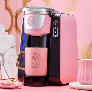Meet Your Maker™ Stylish Coffee Maker