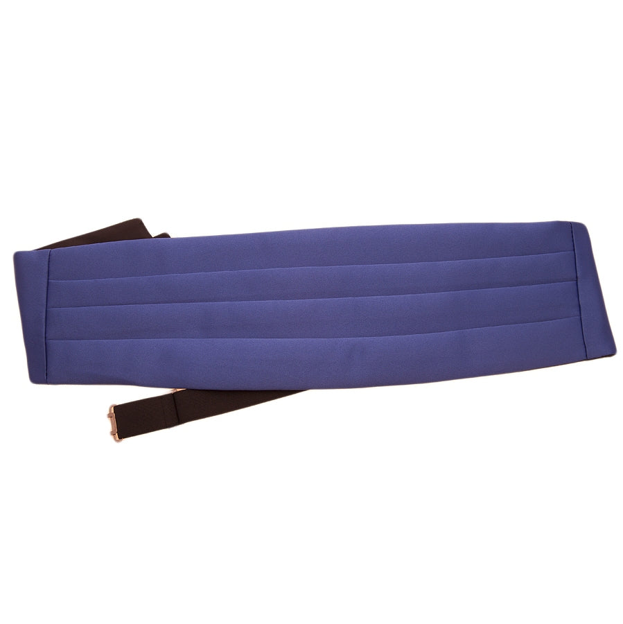 Cummerbund in Royal Blue