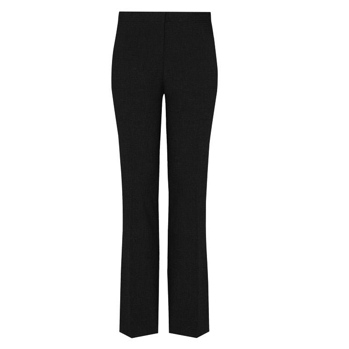Senior Girls Slim Fit Trouser in Black (DL965)