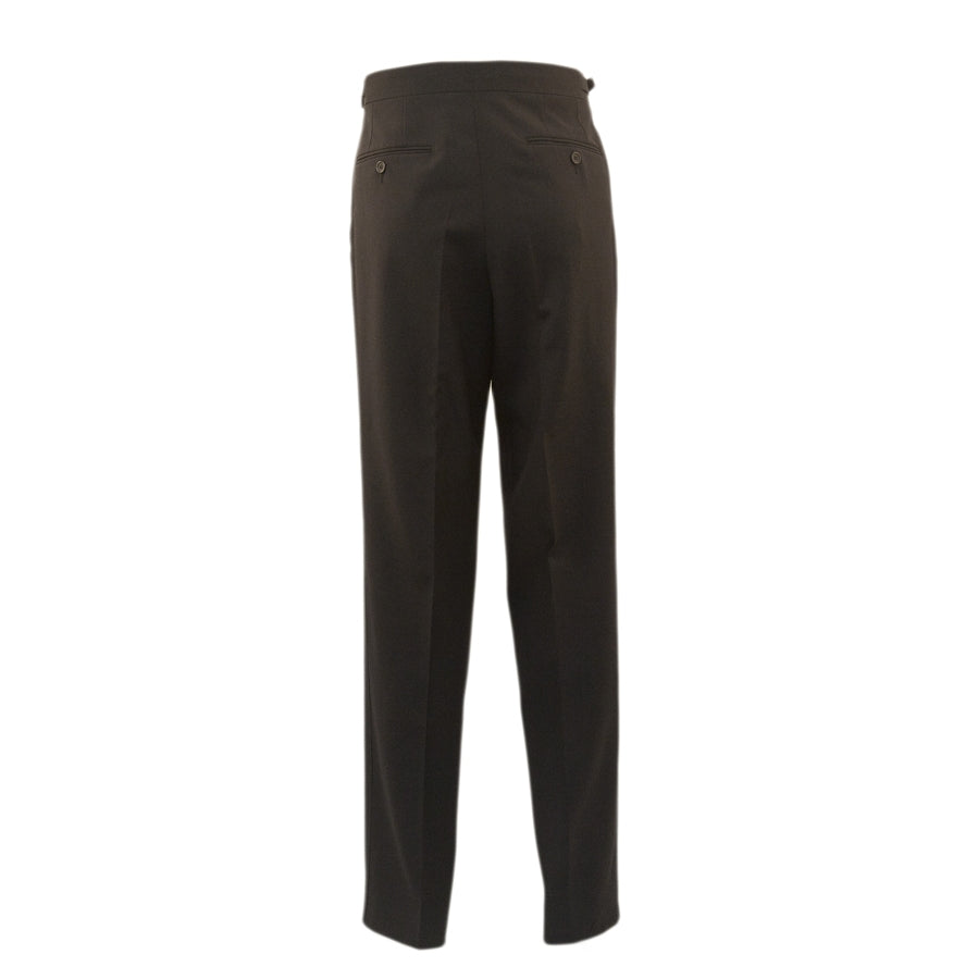 Plain Front Trousers for Mix & Match Dinner Suit