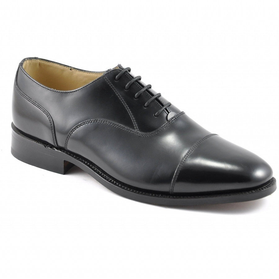200B Oxford Shoes for Men in Black