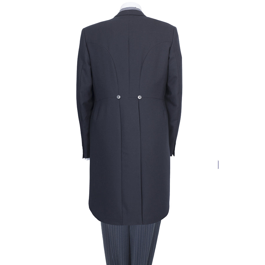 Newmarket Navy Morning Tail Suit for Men