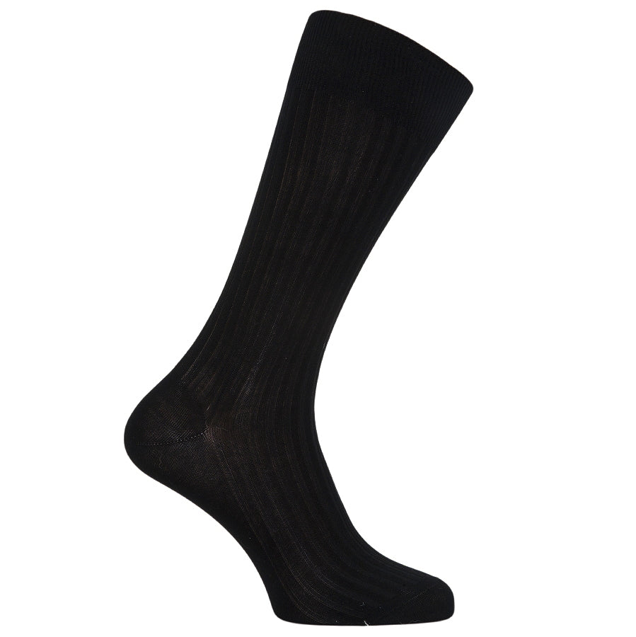 Mens Socks in Black