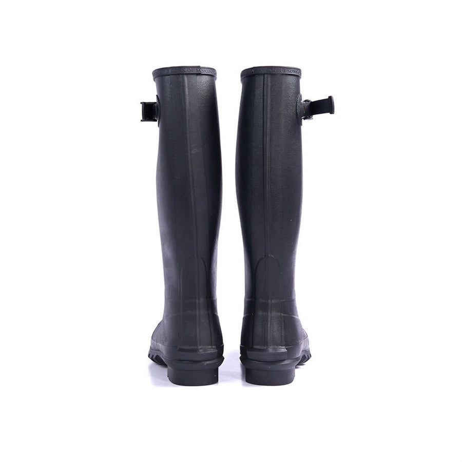 Bede Wellingtons for Men in Black