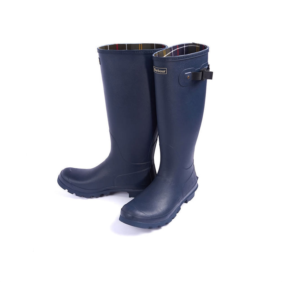 Bede Wellingtons for Men in Navy