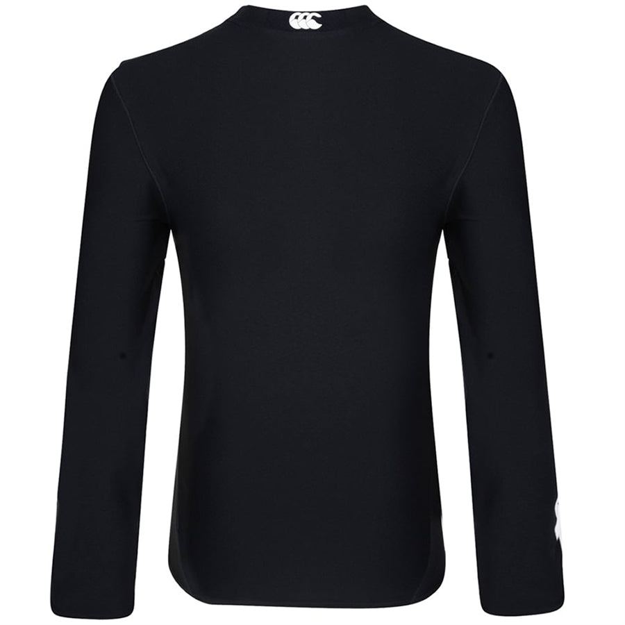 Thermoreg Long Sleeve Base Layer Top in Black