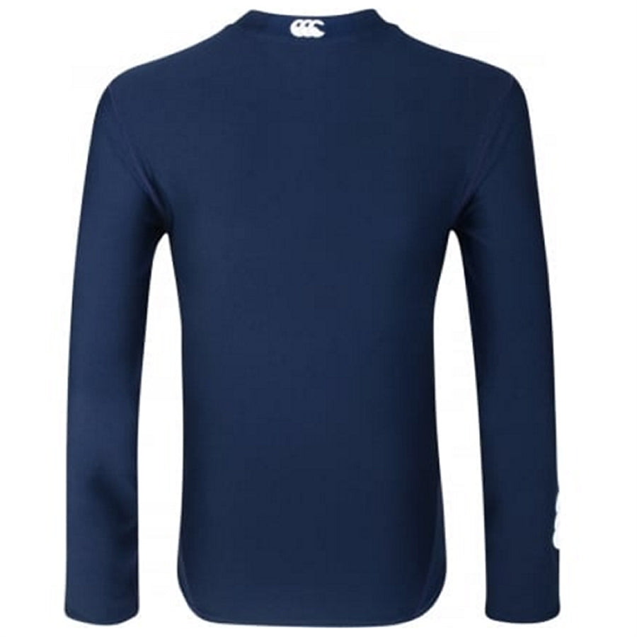 Thermoreg Long Sleeve Base Layer Top in Navy