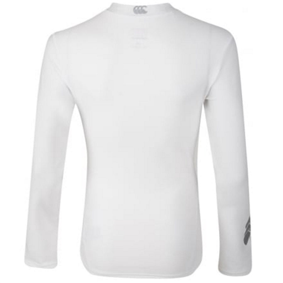 Thermoreg Long Sleeve Base Layer Top in White