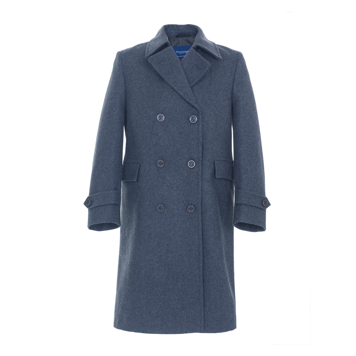 Oxford House Coat in Grey