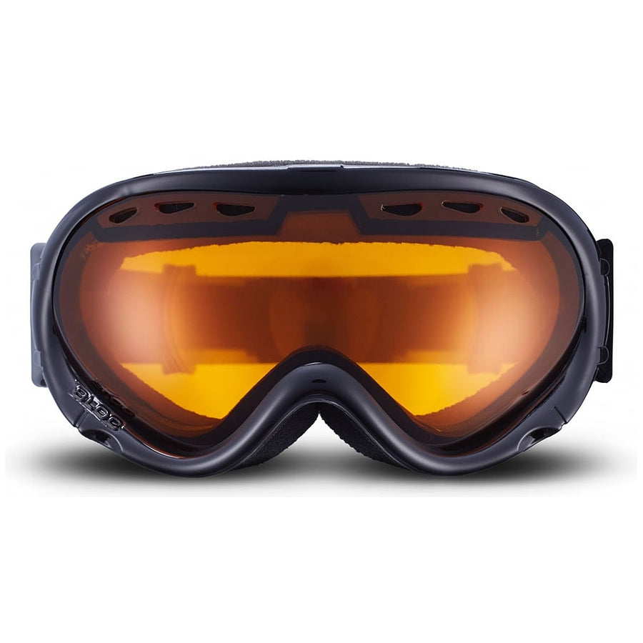 Spirit STW1N Goggles in Shiny Black/ Orange