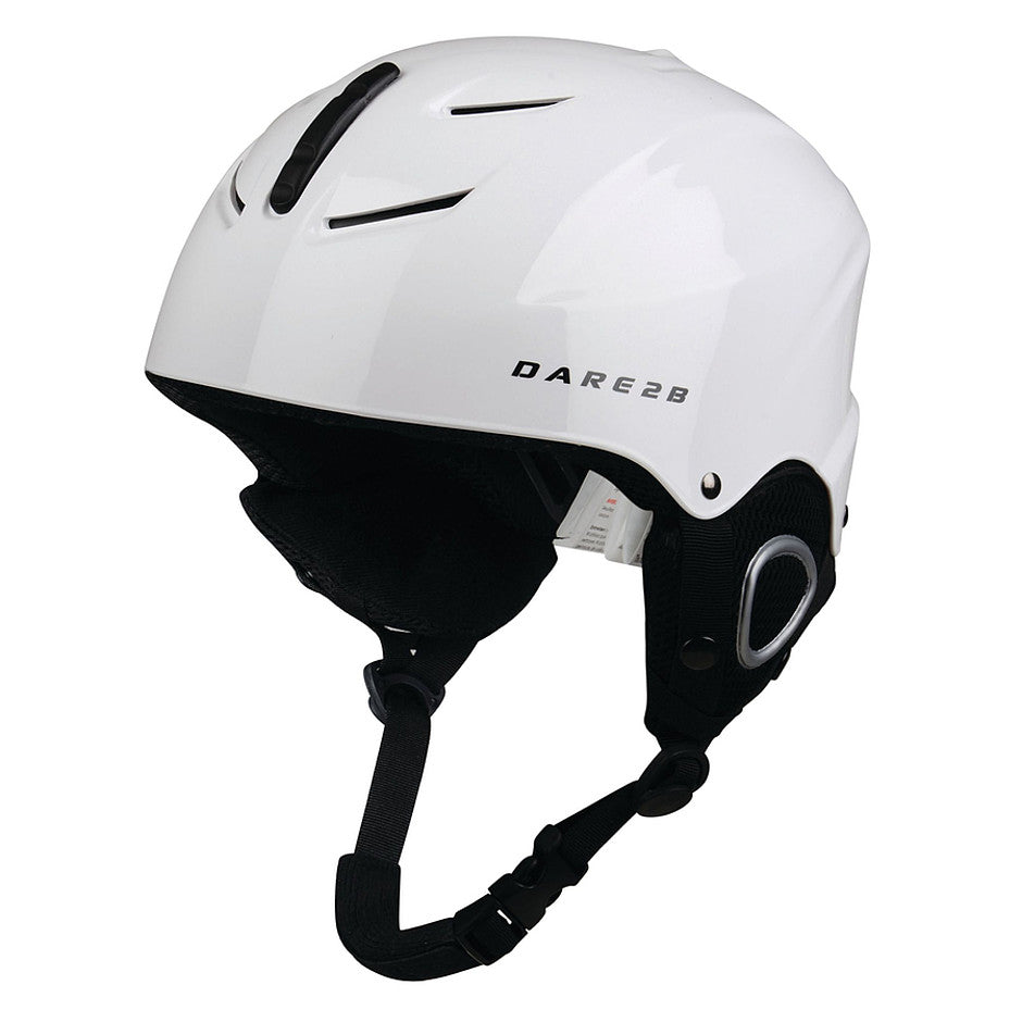 Scudo Junior Ski Helmet in White