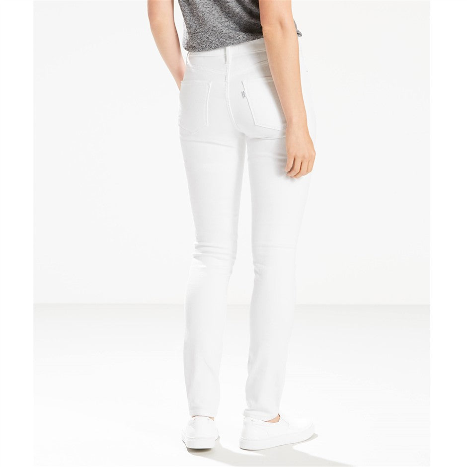 311 Shaping Skinny Jeans for Women in Western White