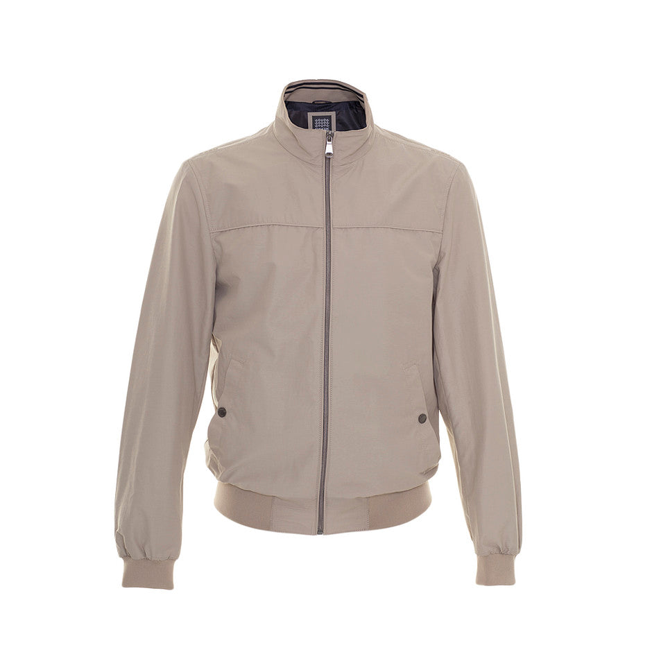 Blouson Coat for Men in Beige