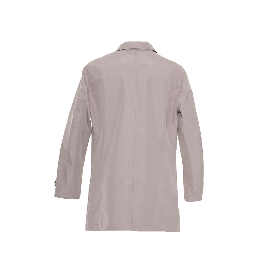 Lightweight Rain Coat for Men in Sand