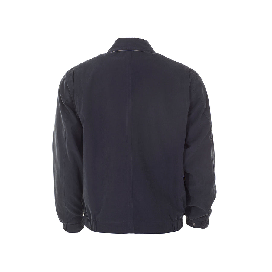 Murray Blouson Jacket for Men in Navy