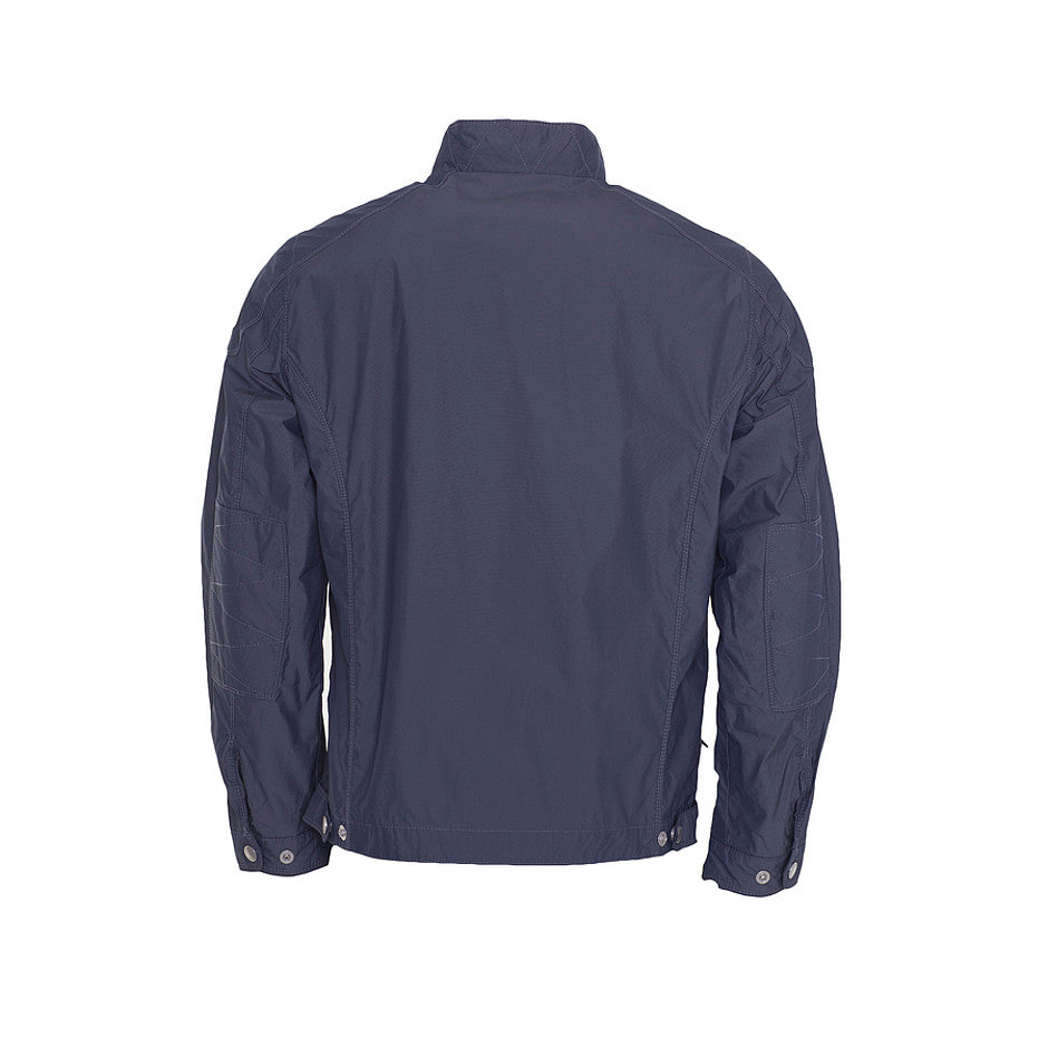 Lightweight Summer Jacket for Men in Navy